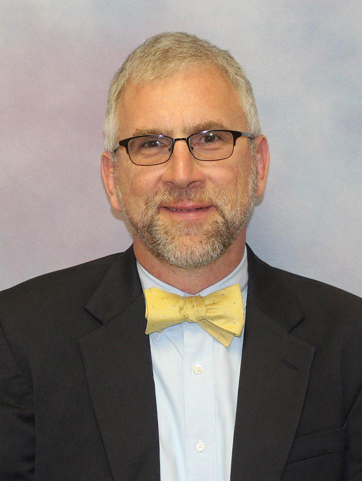 Dr. Joseph Roidt, DWU provost