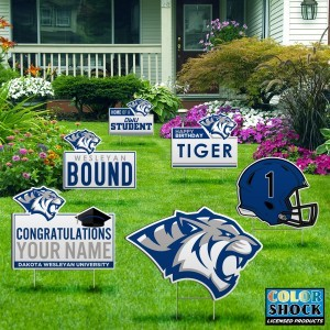 Order your DWU lawn sign here!