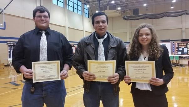 Student Observers 2018