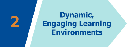Dynamic, Engaging Learning Environments