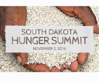 South Dakota Hunger Summit is set for Nov. 3.