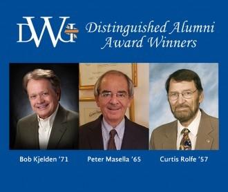 The 2016 Distinguished Alumni Award Winners