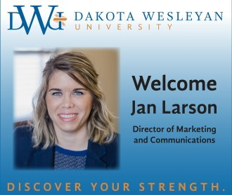 Jan Larson announced as director of marketing and communications