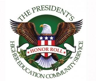 Presidential Honor Roll badge