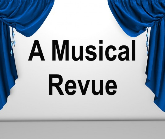 The Ron & Sheilah Gates Departments of Music and Theatre present: A Musical Revue: A Look Back on Past Years of Musicals at DWU