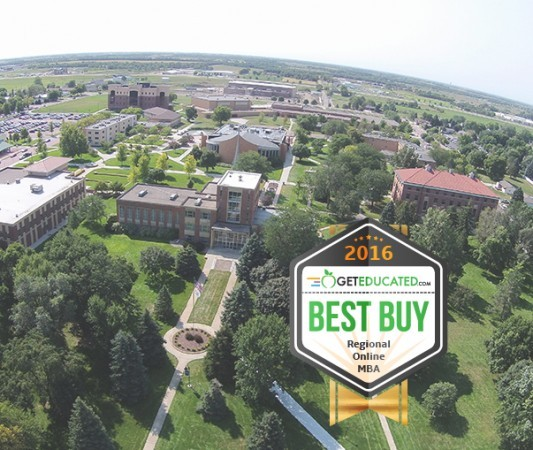 "DWU receives ""Best Buy"" badge"