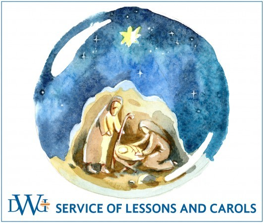 Illustration of nativity