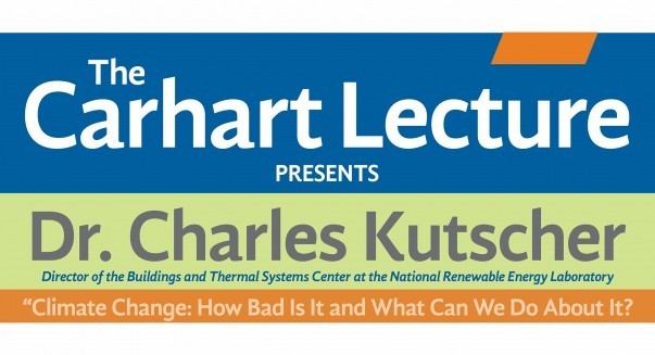 Carhart Lecture, Feb. 20,