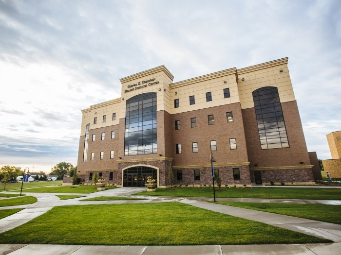 Corrigan Health Sciences Center
