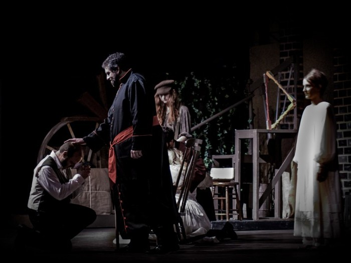 Les Miserables production photo